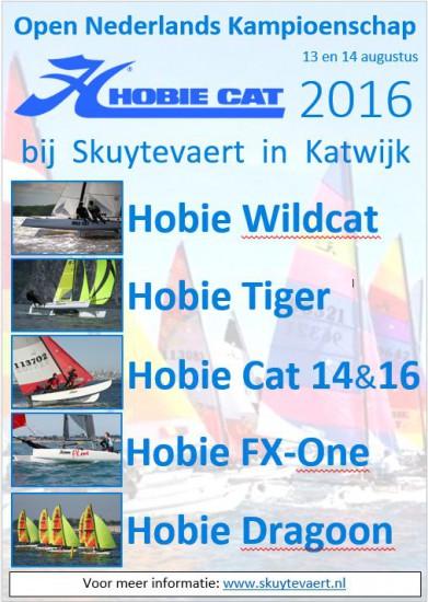 ONK HOBIE 2016 poster