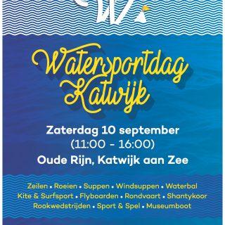 poster watersportdag